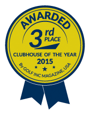 Espiche Golf Lagos, Algarve - Clubhouse of the year - A Reference Club in Western Algarve